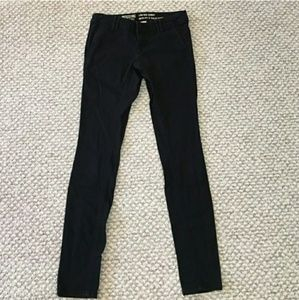 🖤Black low rise skinny jeans pants🖤